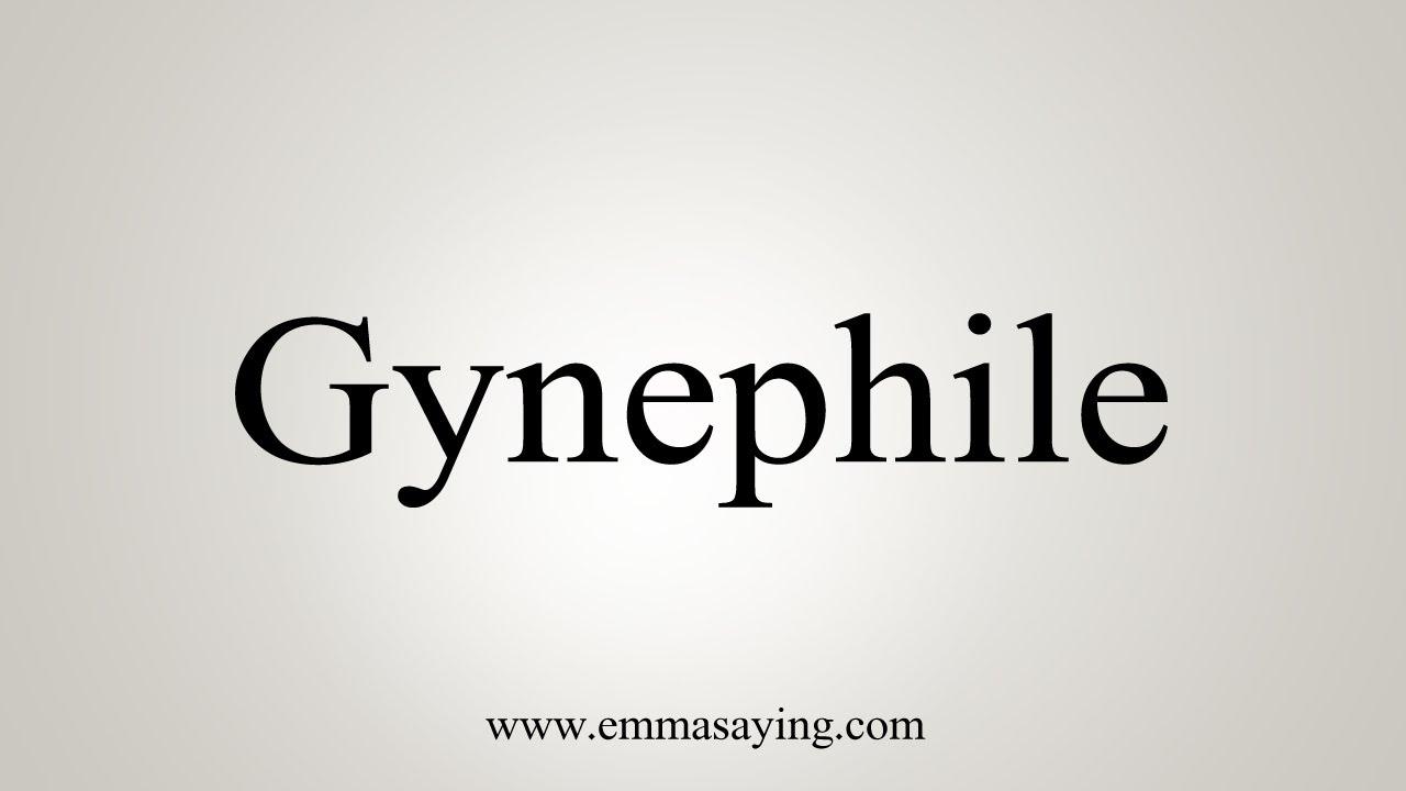 Gynephile