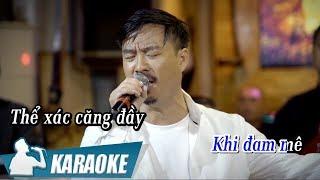 [KARAOKE] Những Lời Này Cho Em - Quang Lập TONE NAM