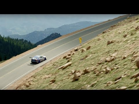 Acura – 2017 Pikes Peak International Hill Climb