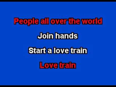 ASK6005 1 14   O'Jays, The   Love Train [karaoke]