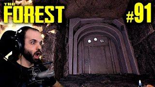 The Forest #91 | LA PUERTA DEL AGUJERO | Gameplay Español