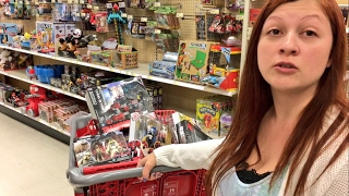 SHE DITCHED ME IN TARGET! SUPERSTAR STEALS MY NAME! WEIGHT LOSS FAIL!