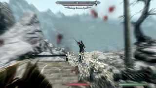 Няшный каджит и чудеса стелса в Скайриме (Skyrim)