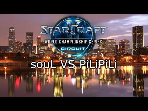 souL VS PiLiPiLi - WCS Montreal 2017 - Group Stage 1 - polski komentarz