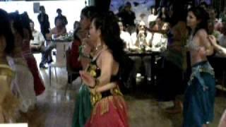 Grupo de Raks Sharki Aisha - El Wala Wala - Hookah 2008