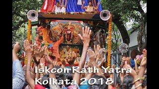 ISKCON Rath Yatra,KOLKATA , 2018