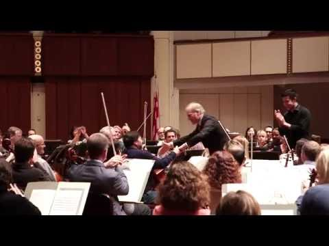 NSO Music Director Designate Gianandrea Noseda previews 2016-17 NSO Concerts