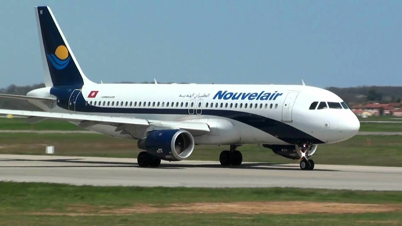 The airline Tunisian Airlines (Nouvelair)