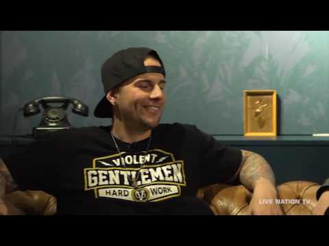 MShadows & Syn Gates talk about the first show with Brooks Wackerman