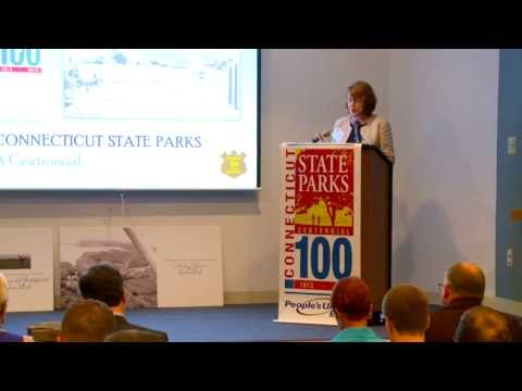 Connecticut State Parks Centennial Kick Off Ceremony