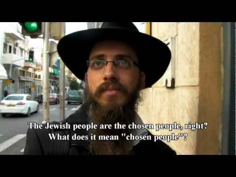 Are Jews the chosen people and what does it mean?
