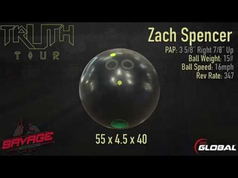 900 Global Truth Tour - Zach Spencer - Savagebowling.com
