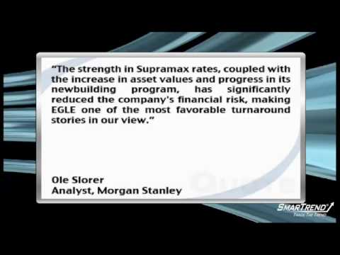 Analyst Report: Morgan Stanley Upgraded Eagle Bulk Shipping To OW, With $7 PT (EGLE)