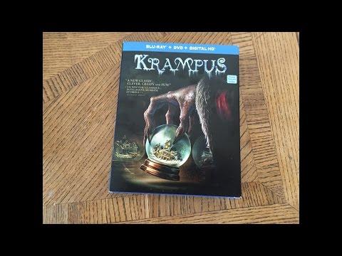 Critique Blu-ray Krampus