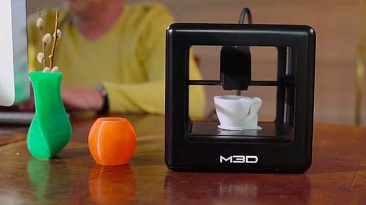 Top 5 3D Printers You Can Buy On Amazon