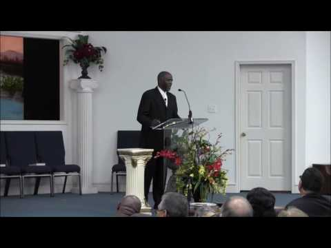 Prostate Cancer (causes and prevention) by Mamon Wilson (Back to Adam Health Seminar - Pt.2)