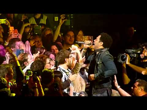 Lenny Kravitz - New York City - Wembley Arena, London - December 2014
