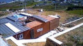 연아건축//경남 고성 컨테이너 하우스 (움직이는성)