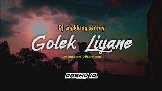 Gambar cover dj-LUNGAMU NINGGAL KENANGAN-(Golek liyane - happy asmara) dj remix angklung santuy | Oashu id remix