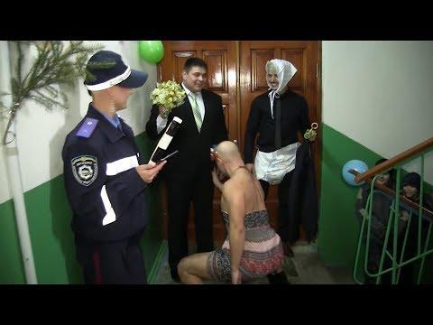 ОЧЕНЬ СМЕШНО!!! Свадебные приколы собраны воедино!!!)))