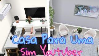 Casa Para Uma Sim YouTuber The Sims Free Play