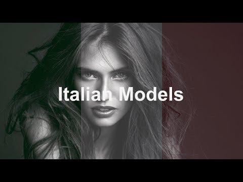 Introducing 10 Italian Models