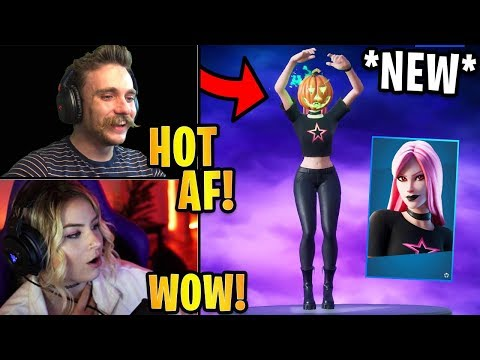 Streamers React To The *NEW* PUMP IT UP Emote & HAZE Skin! | Fortnite Highlights & Funny Moments