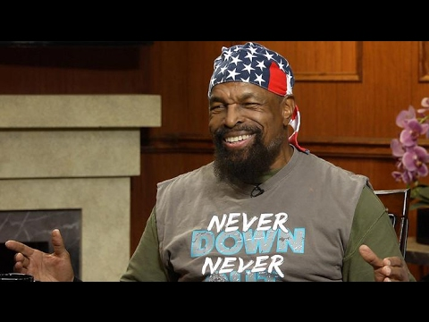 Mr. T on Christian Faith, and possible 'A-Team' reprisal