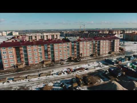 Февраль 2017 ЖК Образцовый квартал 2