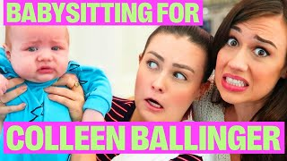 Download I Tried To Babysit For Colleen Ballinger! Mp3 and Videos
