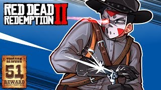 TAKING ON THE GRUESOME SKINNER GANG! - RED DEAD REDEMPTION 2 - Ep. 51!