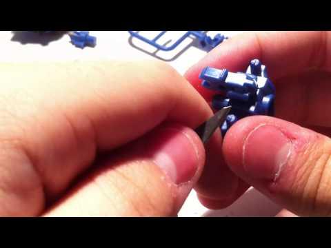 Transformers Live Construction : Arms Micron B.H. B [Français]