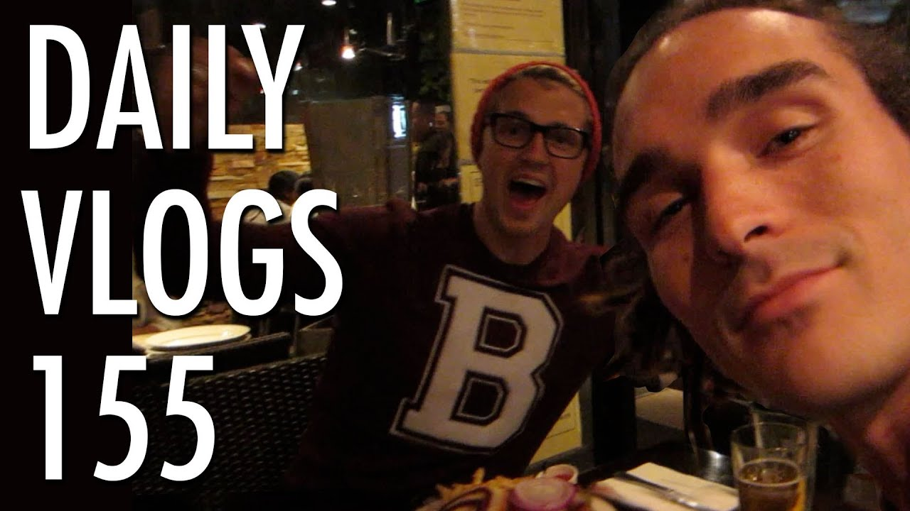 Celebrating with Marcus   Louis Cole Daily Vlogs 155