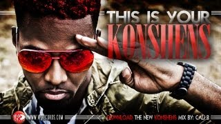 Konshens - Do Things (Money Mi Seh) [1:35 Riddim] Jan 2013