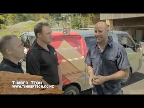 TimberTECH Shares Expertise with Cocksy on the Living Channel