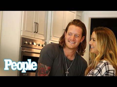 Florida Georgia Line's Tyler Hubbard's Country Abode | Hollywood at Home | People