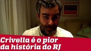 Crivella é o pior prefeito da história do Rio de Janeiro | #CarlosAndreazza