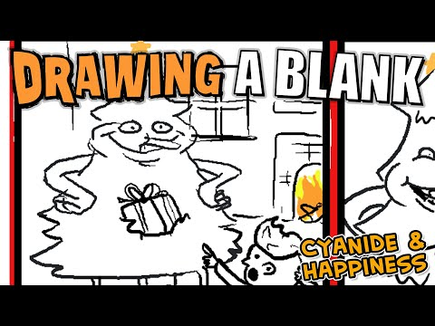 What is happening to that Christmas tree? - Cyanide & Happiness - Drawing a Blank Ep. 12