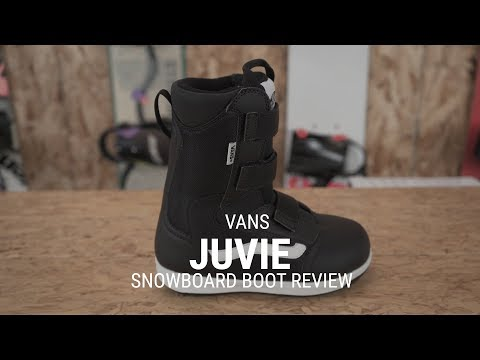 Vans Juvie 2019 Kid's Snowboard Boot - Tactics