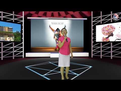 """예비가수 이세화의 중국가요""""첨밀밀"""" : 주문형(On demand)3D가상뮤비(MusicVideo)"""