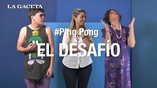 Ping Pong: el desafío de LA GACETA a