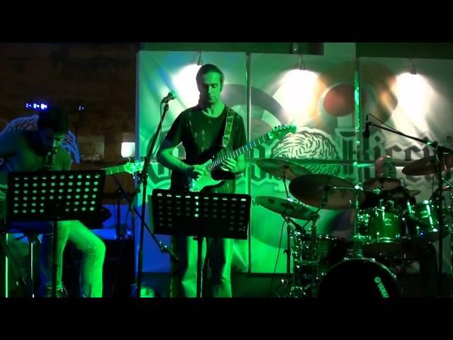 MARCELLO ZAPPATORE band - SGHIBBO