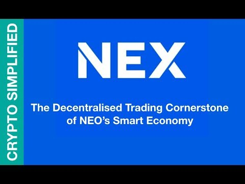 NEX, Neon Exchange - A Decentralized Exchange to Finally Cha