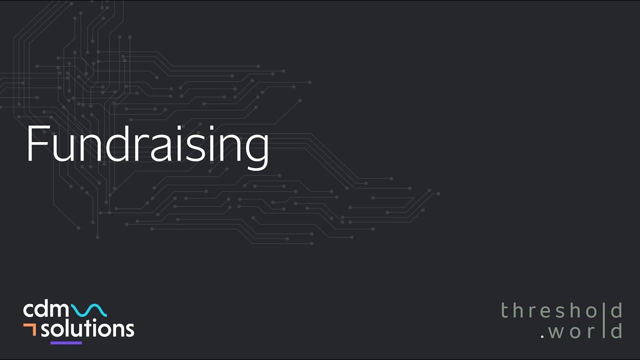CDM Solutions - Fundraising