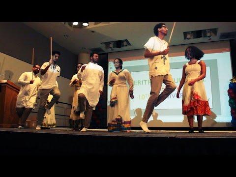 Eritrean music (Cultural dance show at VCU)