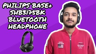 Compare Philips Bass Shb3175bk 00 On The Ear Bluetooth Headphone With Mic Black Price In India Comparenow