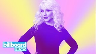 All the Times Christina Aguilera Showed Up for the LGBTQ Community | Billboard News
