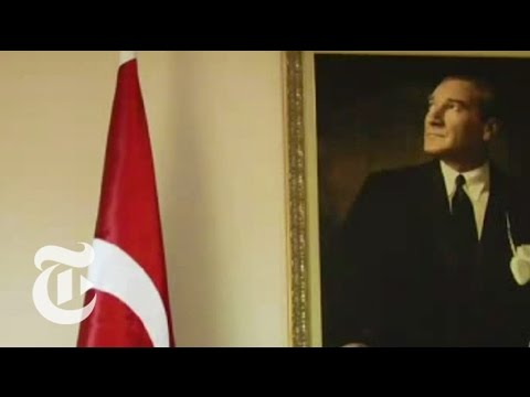World: A Risky New Film On Ataturk | The New York Times