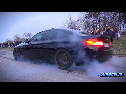 JDM & Euro Tuner Cars – EPIC BURNOUT COMPILATION 2018!!