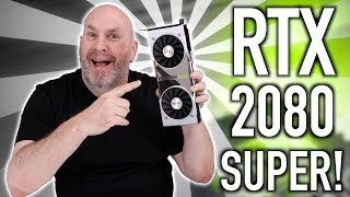 NVIDIA's RTX 2080 SUPER Vs 2080 Vs 2080 Ti